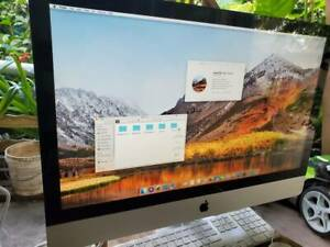 "Apple 27"" iMac 2.7GHz 4GB RAM 1TB HDD Mid 2010 Desktop MC813LL/A - Local PIckup"