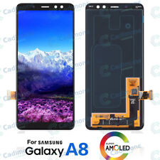 For Samsung Galaxy A8 2018 A530 OEM LCD Touch Screen Display Digitizer Assembly