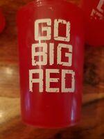 Nebraska Cornhuskers Vintage Plastic Tumblers (set of 7). Go Big Red!!