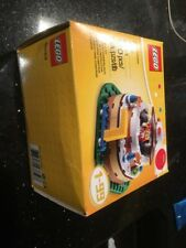 LEGO Birthday Table Decoration 40153 New In Factory Sealed Box Retired Set