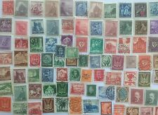 100 Different Germany Stamp Collection - Pre 1945 Commemoratives