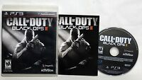 Call of Duty: Black Ops II (Sony PlayStation 3, 2012) 047875843837