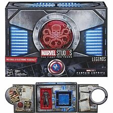 Marvel Legends Red Skull With Tesseract 6in Action Figure Hasbro SDCC Exclusive
