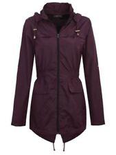 Manteaux et vestes trench-coats, impers polyester pour femme taille 40