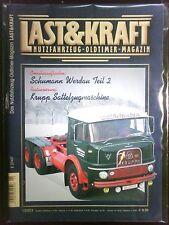 LAST & Kraft    Nutzfahrzeuge-Oldtimer   Nr: 1 aus 2003   in Schutzhülle