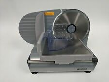 Cusimax 200w Electric Food Slicer With 75 Inch Blade Cmfs 200