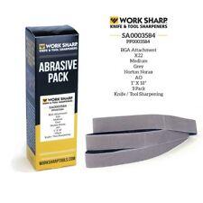 Work Sharp Blade Grinding Attachment X22 Abrasive Belt Bulk Pack SA0003584