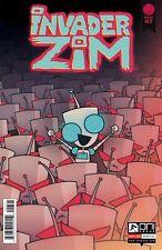 INVADER ZIM #47 ONI PRESS COVER B 1ST PRINT Jhonen Vasquez