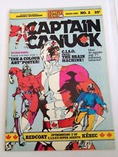 Captain Canuck # 2