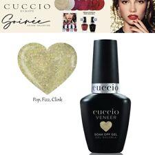 Cuccio Gel Polish Veneer Sorrie Colour Pop Fizz Clink Collection UV/LED 13ml