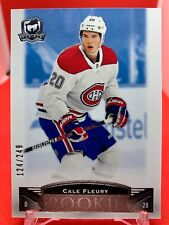 2019-20 The Cup Rookie Cale Fleury 124/249 MONTREAL