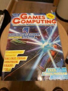 Games Computing Magazine March1984