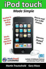iPod touch Made Simple: Includes 3.0 Software Features and Extensive iTunes(tm)