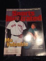 Sports Illustrated Mo Vaughn Boston Red Sox October 2 1995