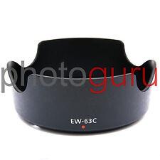 Paraluce compatibile EW-63C per Canon EF-S 18-55 f/3.5-5.6 IS STM 18-55 EW63C