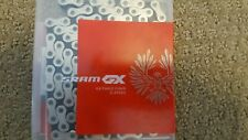 SRAM GX Eagle 12 Speed 126 Links Power Lock Bicycle Chain