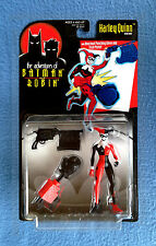 HARLEY QUINN THE ADVENTURES OF BATMAN AND ROBIN 5 INCH FIGURE KENNER 1997