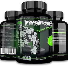 Dyanabol Testo Booster für schnellen Muskelaufbau - Extrem Testosteron Booster