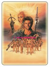 MAD MAX BEYOND THUNDERDOME 80s 90s Poster Wall Art Home Photo Print 24x36 inch