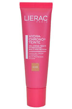 Lierac Hydra-Chrono+ Tinted Cream Gel Moisturzing Protect 30ml Golden