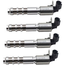 4x Camshaft Valve Timing Solenoid Variable For Buick Cadillac Chevy GMC Pontiac