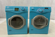"""My Life Blue Washer Dryer Set Compatible Our Generation American Girl 18"""" Dolls"""