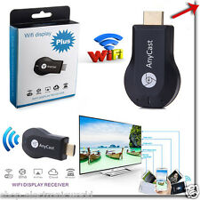 CHIAVETTA DONGLE ANYCAST WIFI DISPLAY PLUS DLNA AIRPLAY HDMI IOS Android pen