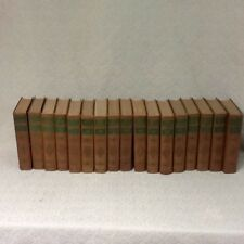 World's Greatest Literature 1936 Volumes 1 to 17  Hardcover - Spencer Press