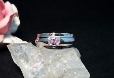 Ring  Silber 925  mit Amethyst  Größe 51 (16,2 mm Ø)