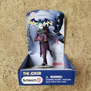 New Schleich Batman's The Joker Figure 22550