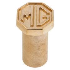 Mg MGB Crestado de Latón Tuercas Cubierta de Eje de Balancín 460-119