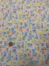 Benartex - Paris Cats - 100% Cotton Fabric - Patchwork / Quilting