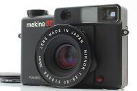 """【 NEAR MINT++ """"Read"""" 】 Plaubel Makina 67 + Nikkor 80mm F/2.8 Lens Japan #499"""