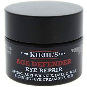 Kiehl's Age Defender Eye Repair Cream for Men, 0.5 Ounce