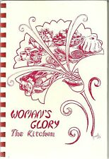 SLOVENIAN COOKBOOK - WOMAN'S GLORY-THE KITCHEN - SLOVENIAN WOMEN'S UNION - 1977