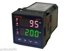 Pid Onoff Manual Temperature Controller 116 Din