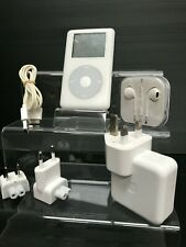 Apple iPod Classic 4th Generation White (60GB) - with Extras