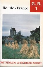 G.R. 1 Ile de France - 1973 [Bon état]