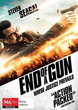 End Of A Gun (DVD, 2017) ACTION [Region 4] Steven Seagal NEW/SEALED