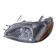 Fits 2000 - 2002  TOYOTA ECHO Head Light Assembly Driver Side - (CAPA) TO2502134