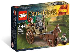 Lego 9469 Gandalf Arrives Lord of the Rings Herr der Ringe NEW