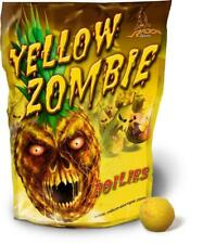 Radical Yellow Zombie Boilie 24mm 0 8kg 4029569395873