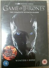 Game of Thrones Staffel 7 mit deutschem Ton 4 DVD+1DISC BONUS