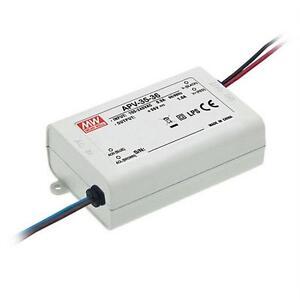 MeanWell APV-35-36 36W 36V 1A LED power supply