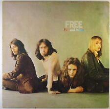 """12"""" LP - Free - Fire And Water - K6864 - cleaned"""
