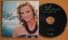 LAURA LYNN Wat heb jij met mij gedaan 2-track CD Single Card sleeve
