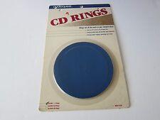AudioQuest AQ-CDR6 CD Rings 6 packs. New