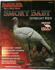Flambeau Outdoor MAD Smoky Baby Upright Hen MD -720-1 Hunting Decoy Birdwatching