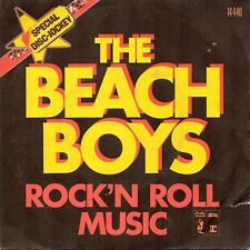 VINYLE 45 TOURS THE BEACH BOYS ROCK AND ROLL MUSIC 14440 FRANCE 1976 SINGLE 7