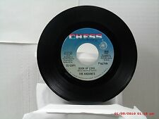 THE RADIANTS-(45)-DJ COPY-BOOK OF LOVE/ANOTHER MULE IS KICKING IN YOUR STALL1969
